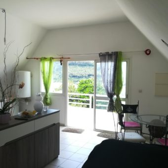 Appartement F3 belle vue, Saint Joseph