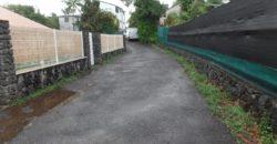 Terrain plat constructible de 1020 m2, Etang Salé