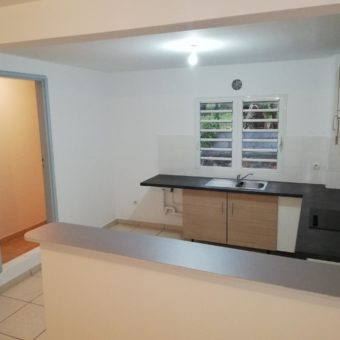 Coquet appartement F2, Saint Joseph