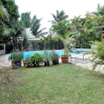 Maison F5 avec piscine et garage, Saint Pierre