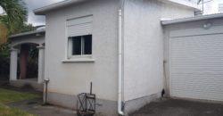 Maison F4 jumelée, Etang Salé