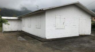 Maison en bois type F5, Saint Louis