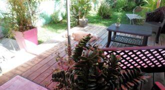Bel appartement F2 avec jardin, Ravine des Cabris