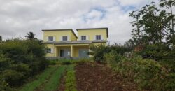 Villa F3 neuve jumelée, Saint Pierre