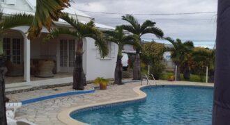 Jolie villa F7 avec piscine, Saint louis