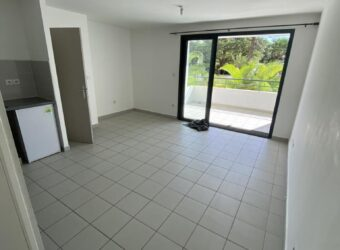 Appartement F2, Saint Pierre