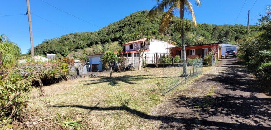Spacieux maison T3 avec jardin, Saint Joseph