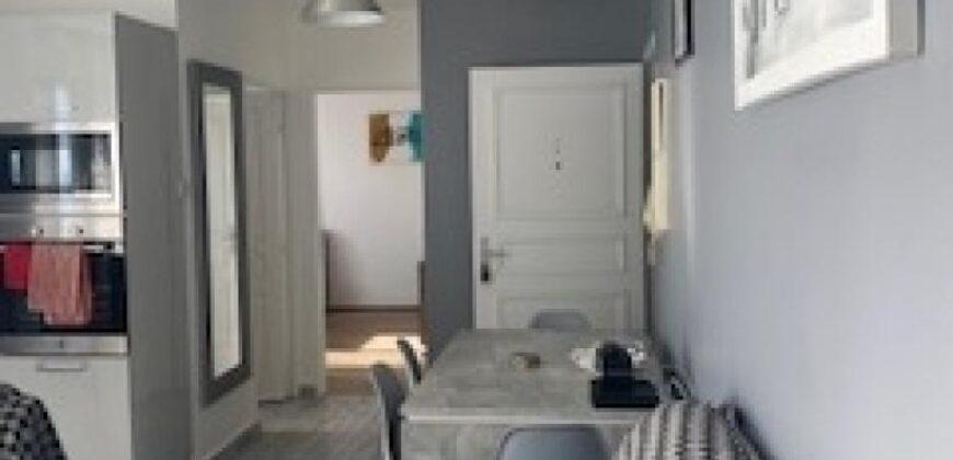 Appartement F2 entièrement rénové, Saint Denis